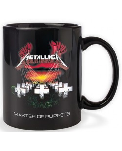 Чаша Pyramid - Metallica: Master of Puppets