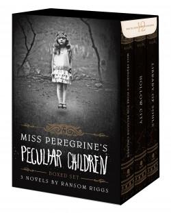 Miss Peregrine's Peculiar Children Box set