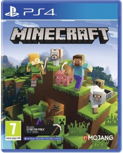 Minecraft: PlayStation 4 Edition (PS4)