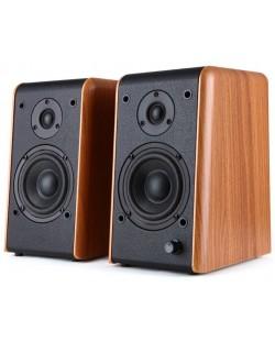 Аудио система Microlab B77 - 2.0, кафява