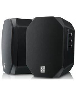 Аудио система Microlab X1 - 2.0, черна