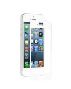 Moshi iVisor AG за iPhone 5 -  бял