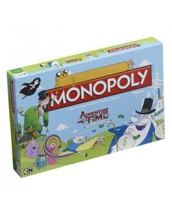 Настолна игра Hasbro Monopoly - Adventure Time Collector's Edition