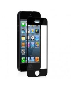 Moshi iVisor XT Clear за iPhone 5 -  черен