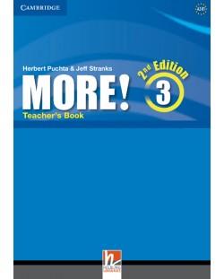 More! Level 3 Teacher's Book