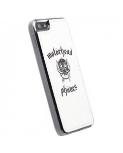 Motörhead Undercover Metropolis за iPhone 5 -  бял
