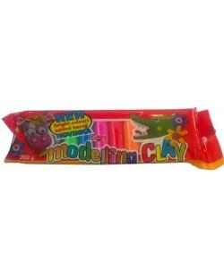 Пластилин 10 цвята KOH-I-NOOR