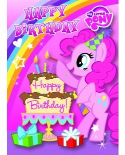 Поздравителна картичка Danilo - My Little Pony: Happy Birthday