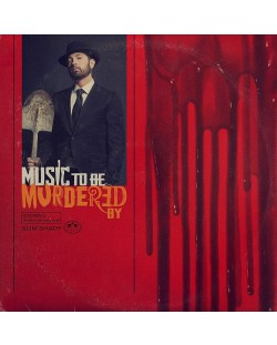 Eminem - Music To Be Murdered By (LV CD)