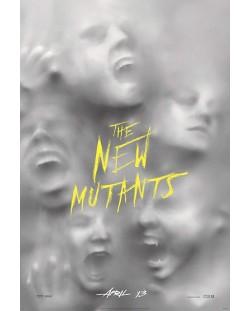 Новите мутанти (Blu-Ray)