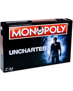 Настолна игра Monopoly - Uncharted