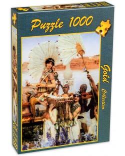 Пъзел Gold Puzzle от 1000 части - Намирането на Мойсей