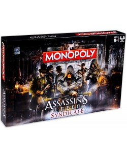Настолна игра Monopoly - Assassins's Creed Syndicate