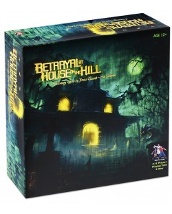 Настолна игра Betrayal at House on the Hill (2nd Edition)