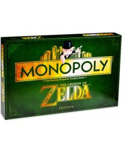 Настолна игра Monopoly - The Legend of Zelda