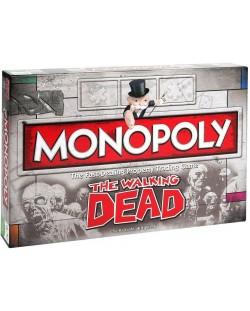 Настолна игра Monopoly - The Walking Dead Edition