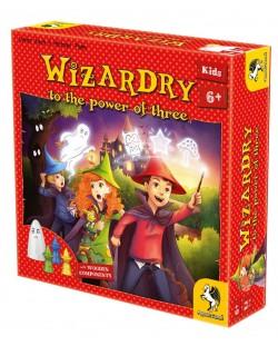 Настолна игра Wizardry to the power of three