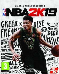 NBA 2K19 (PC) - Code-In-A-Box