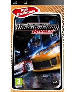 Need For Speed Underground : Rivals - Platinum (PSP)