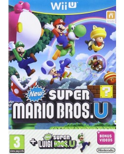 New Super Mario Bros. + New Super Luigi Bros. (Wii U)