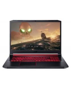 Геймърски лаптоп Acer Nitro 5 - AN517-51-73W9, черен