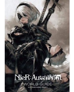 NieR: Automata - World Guide, Volume 1