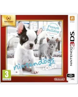 Nintendogs + Cats - French Bulldog (3DS)