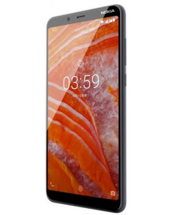 "Смартфон Nokia 3.1 Plus DS - 6"", 16GB, лилав"