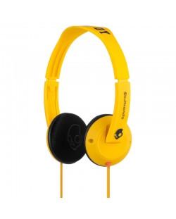 Слушалки Skullcandy Uprock - жълти