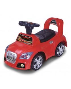 Кола за возене ride on Ocie - Ultimate Challeger, червен