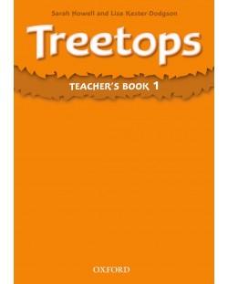 Книга за учителя Treetops Teacher's Book 1