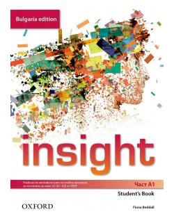 Английски език за 8. клас Insight Bulgaria ED A1 (Regular) SB 36924