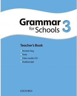 Oxford Grammar for Schools 3 Teacher's book & Audio