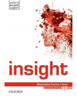 Insight Elementary Teacher's Book & DVD-ROM Pack