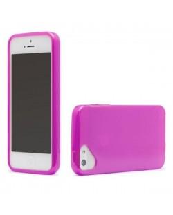 Olo Glacier Snap On TPU Case за iPhone 5 -  розов