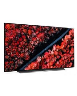 """Телевизор LG - OLED65C9PLA 65"""", UHD, OLED, черен"""