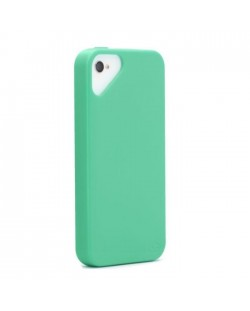 Olo Cloud Snap On Case за iPhone 5 -  зелен