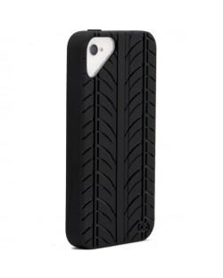 Olo Fashion Tread за iPhone 5 -  черен