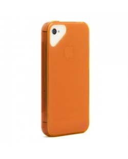 Olo Glacier Snap On TPU Case за iPhone 5 -  оранжев