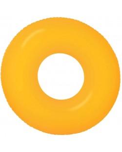 Надуваем пояс Intex - 91 cm, оранжев неон