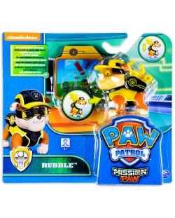 Фигурка за игра Nickelodeon Paw Patrol - Ръбъл