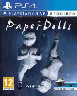 Paper Dolls (PS4 VR)