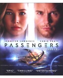 Пасажери (Blu-Ray)