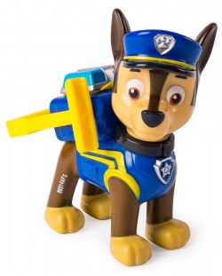 Фигура със значка Spin Master Paw Patrol - Ultimate Rescue, Чейс