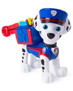 Фигура със значка Spin Master Paw Patrol - Ultimate Rescue, Маршал