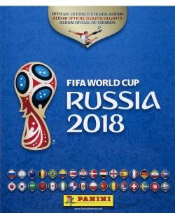 Албум за стикери Panini FIFA World Cup Russia 2018
