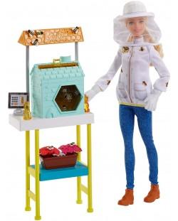 Игрален комплект Mattel Barbie - Пчеларка