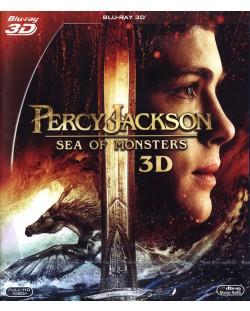 Пърси Джаксън: Море от чудовища 3D (Blu-Ray)