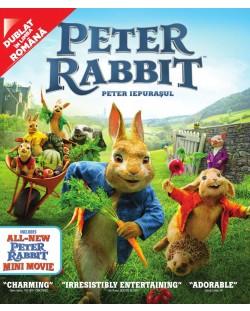Зайчето Питър (Blu-ray)
