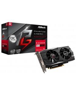 Видеокарта ASRock Radeon RX 580 - Phantom Gaming D OC, 8GB, GDDR5
